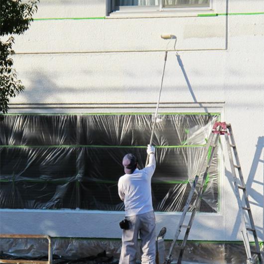 外壁 塗装 diy ブログ