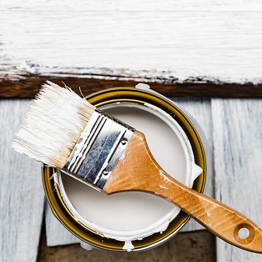 外壁塗装と塗料